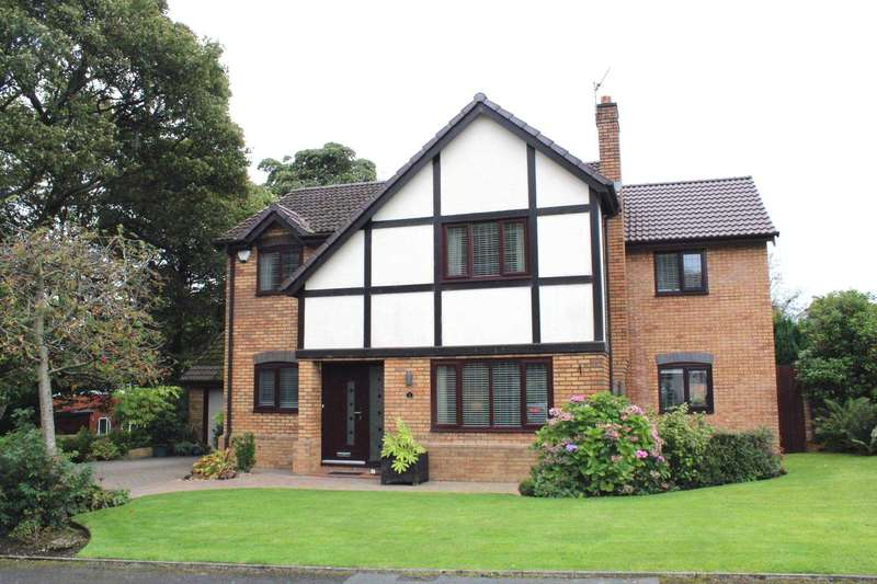 4 Bedrooms Detached House for sale in Keilder Mews, Bolton