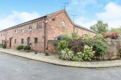 3 Bedrooms House for sale in Baronet Mews, Eastford Road, Warrington, Cheshire