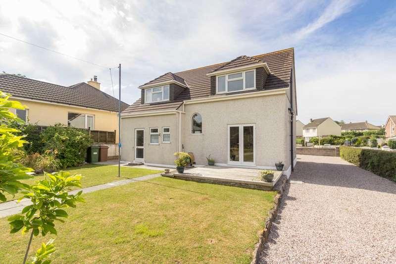 4 Bedrooms Detached House for sale in Elburton Road, Elburton, Plymstock, PL9 8JH