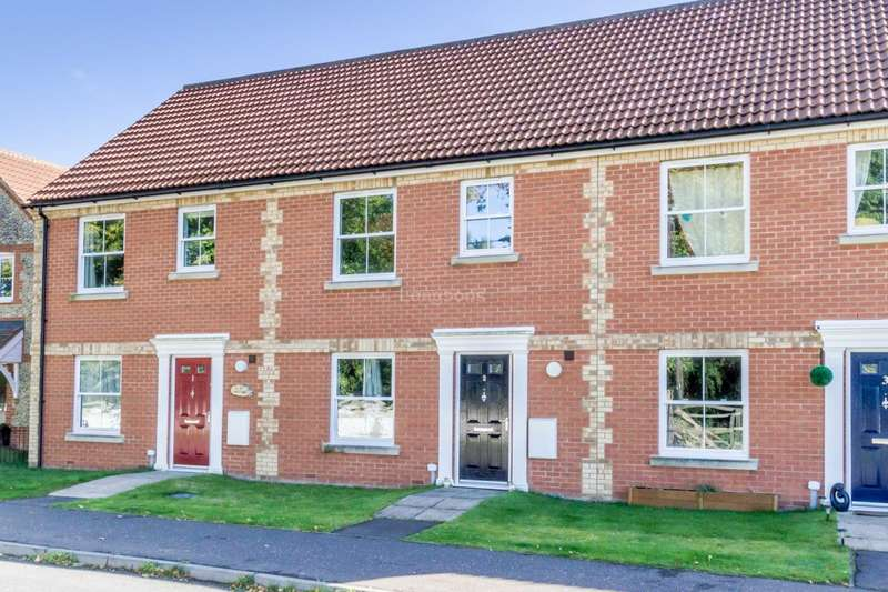 3 Bedrooms Terraced House for sale in Priory Terrace, Marham