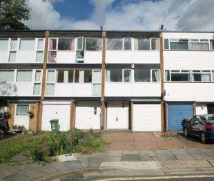3 Bedrooms Terraced House for sale in Damon Close, Sidcup