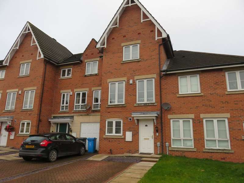 3 Bedrooms House for sale in Madeira Court, HULL, East Yorkshire, HU5 4BS