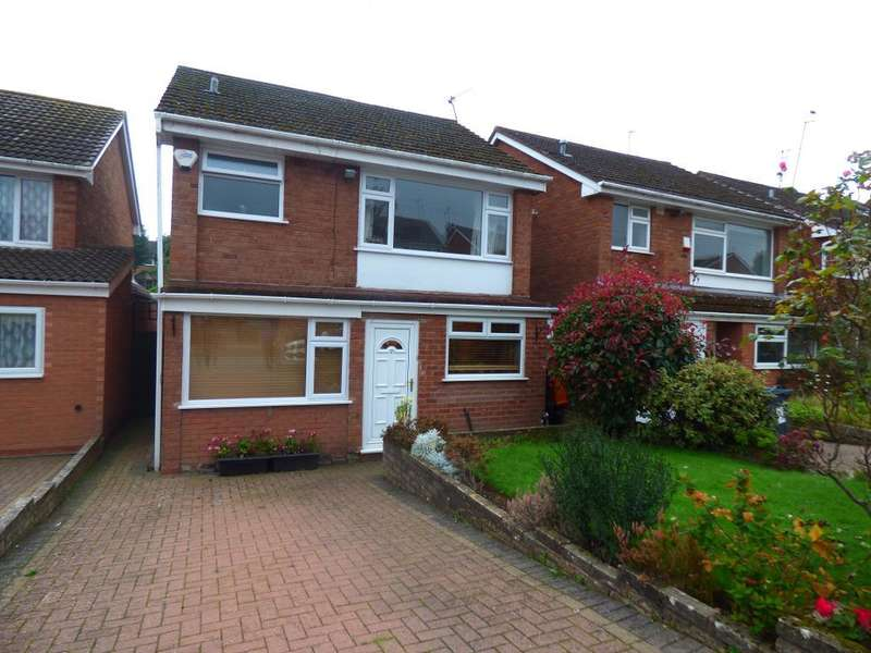 3 Bedrooms Detached House for sale in Copperbeech Close, Harborne, Birmingham, B32 2HT