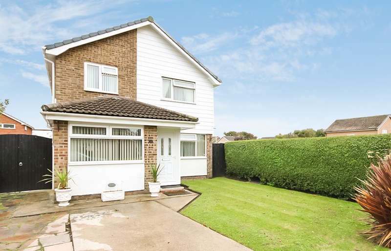 3 Bedrooms Detached House for sale in Mullion Close, Marshside, Southport