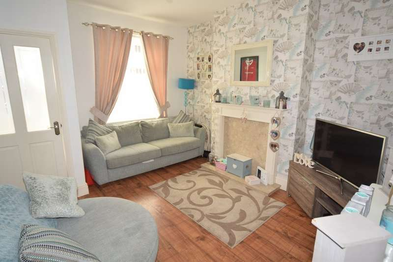 2 Bedrooms Terraced House for sale in Devon Street, Barrow-in-Furness, Cumbria, LA13 9PY