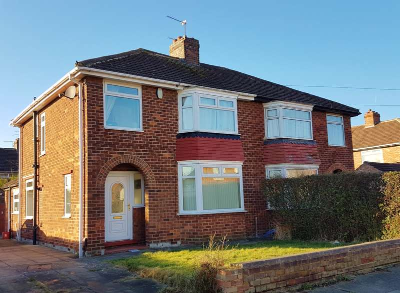 3 Bedrooms House for sale in Minsterley Drive, Middlesbrough, TS5 8QS