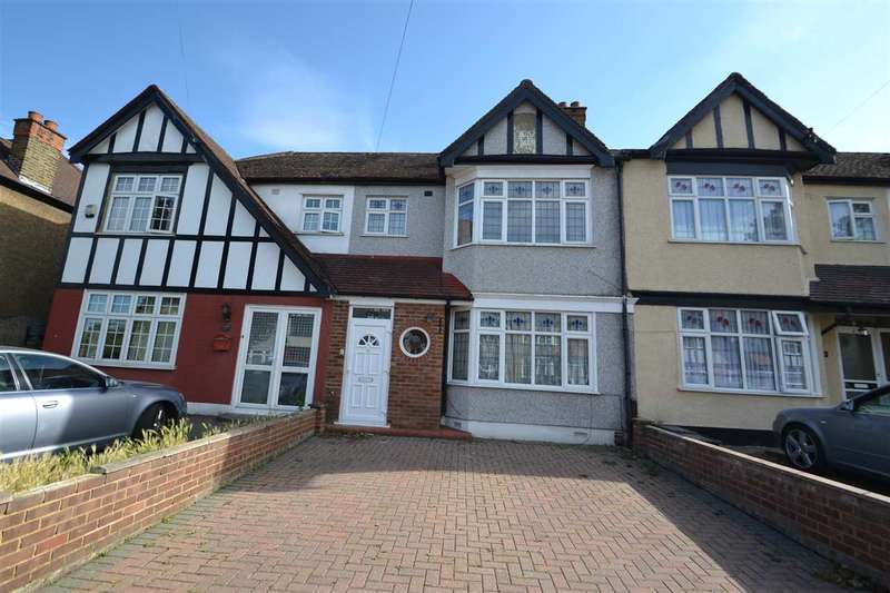 3 Bedrooms Terraced House for sale in Otley Drive, Gants Hill, Ilford