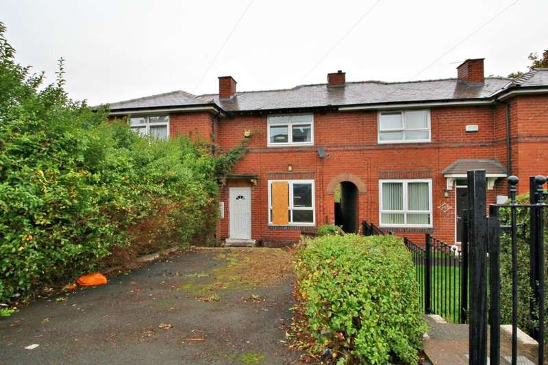 2 Bedrooms Semi Detached House for sale in Southend Road, Sheffield, S2