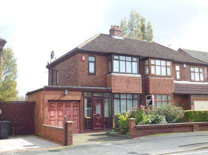 3 Bedrooms Semi Detached House for sale in Heath Road, Widnes, Cheshire, WA8