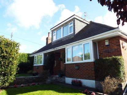 4 Bedrooms Bungalow for sale in Wallisdown, Poole, Dorset