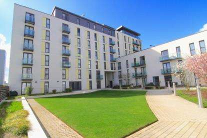 2 Bedrooms Flat for sale in The Hayes, Cardiff, Caerdydd