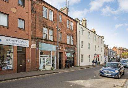 1 Bedroom Flat for sale in Kyle Street, Ayr