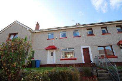 3 Bedrooms Terraced House for sale in Glenlora Drive, Glasgow, Lanarkshire
