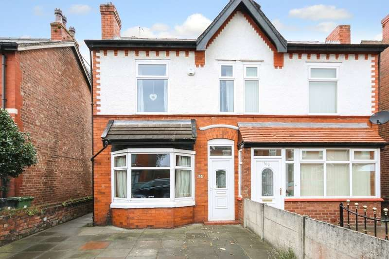 2 Bedrooms Semi Detached House for sale in Warren Road, Southport