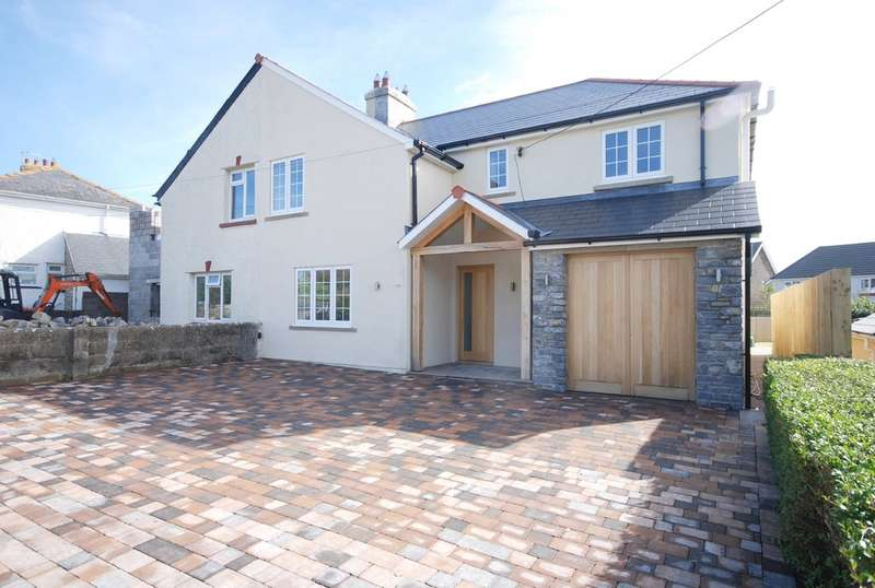 4 Bedrooms Semi Detached House for sale in Maes Y Bryn, Colwinston, Near Cowbridge, Vale of Glamorgan, CF71 7NP