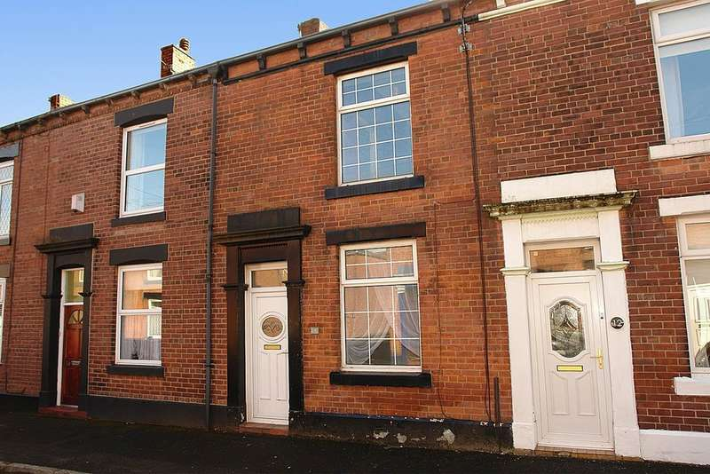 2 Bedrooms Terraced House for sale in Lyon Street, Shaw