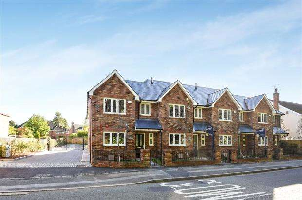 3 Bedrooms Terraced House for sale in St. Marks Road, Binfield, Bracknell
