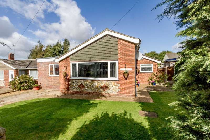 4 Bedrooms Detached Bungalow for sale in Priory Close, Sporle
