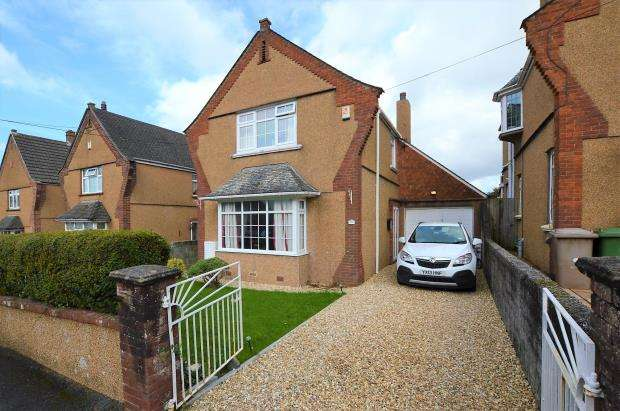 3 Bedrooms Detached House for sale in Elm Grove, Plympton, Plymouth, Devon