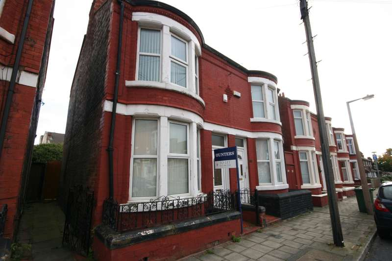 2 Bedrooms Terraced House for sale in Eastcroft Road, Wallasey, CH44 4BN