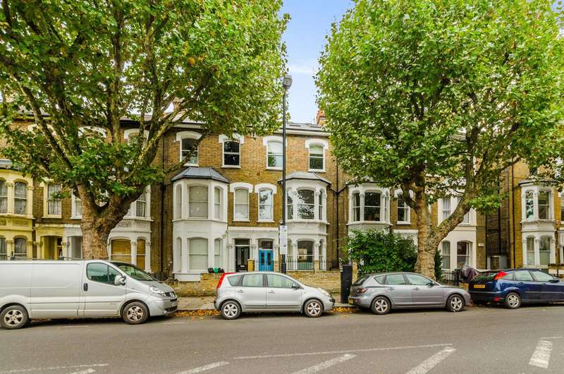 2 Bedrooms Flat for sale in Hanley Road, Stroud Green, N4