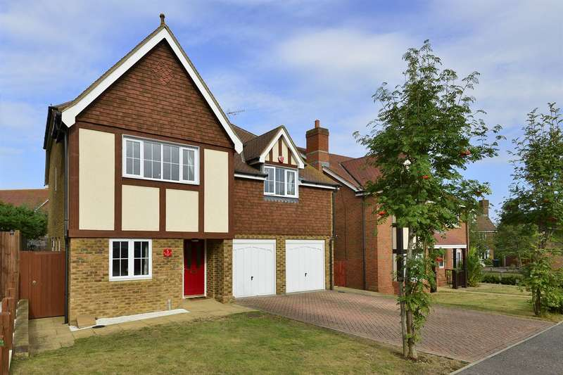 5 Bedrooms Detached House for sale in Mandarin Lane, Herne Bay