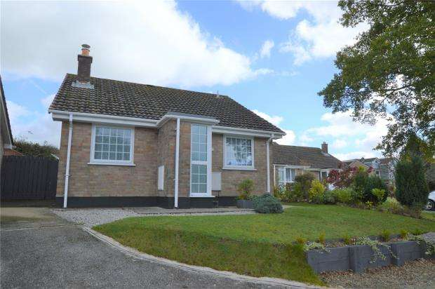 2 Bedrooms Detached Bungalow for sale in Tamblin Avenue, Dobwalls, Liskeard, Cornwall