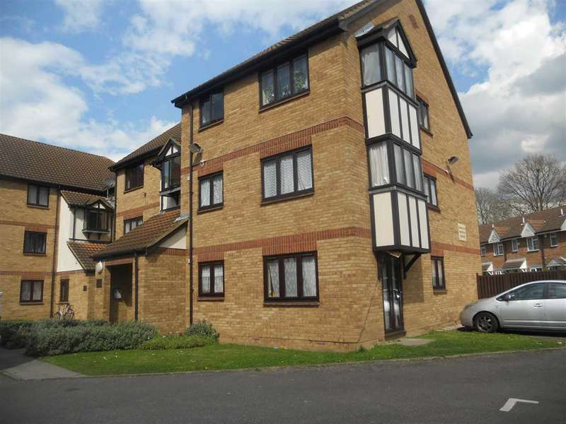 2 Bedrooms Apartment Flat for sale in Cormorant Court, Colindale