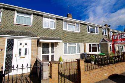 3 Bedrooms Terraced House for sale in Deerswood, Kingswood, Bristol, South Gloucestershire