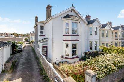 4 Bedrooms End Of Terrace House for sale in Babbacombe, Torquay, Devon