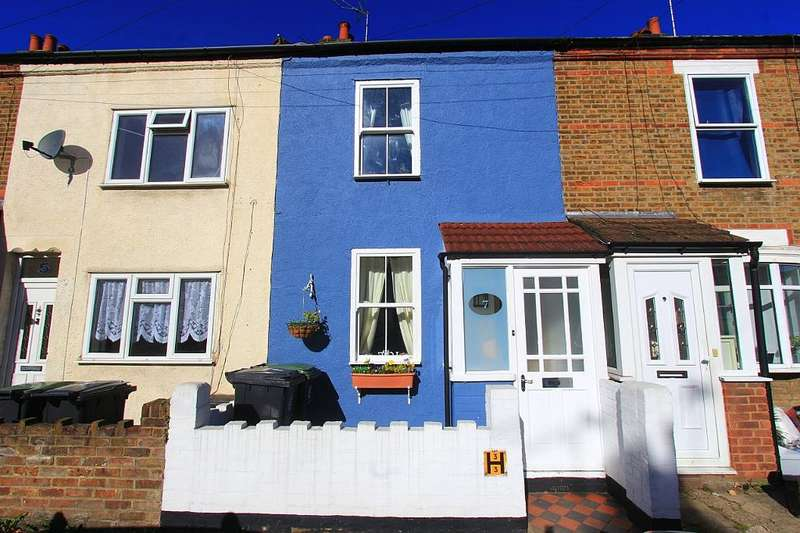 2 Bedrooms Terraced House for sale in Rounton Road, Waltham Abbey, Essex, EN9 3AW