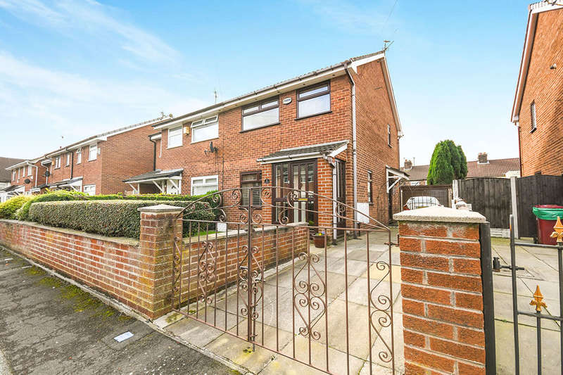 3 Bedrooms Semi Detached House for sale in Mines Avenue, Prescot, L34