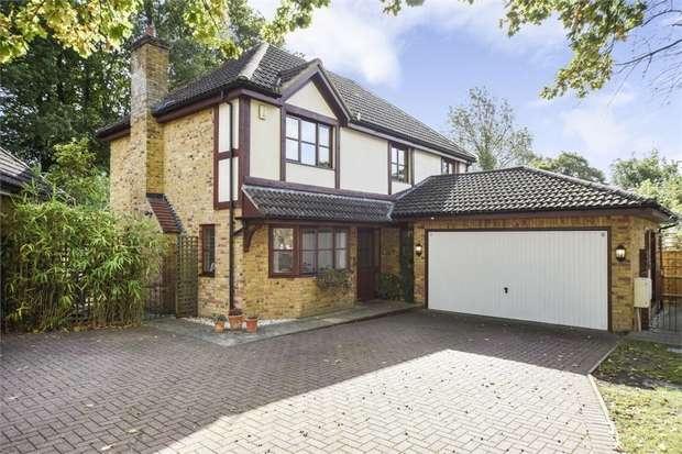 4 Bedrooms Detached House for sale in Beech Glen, Bracknell, Berkshire