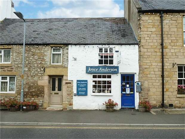1 Bedroom Terraced House for sale in Hill Street, Corbridge, Northumberland