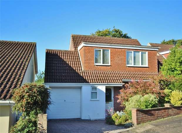 3 Bedrooms Detached House for sale in Gorse Hill Close, Oakdale, POOLE, Dorset