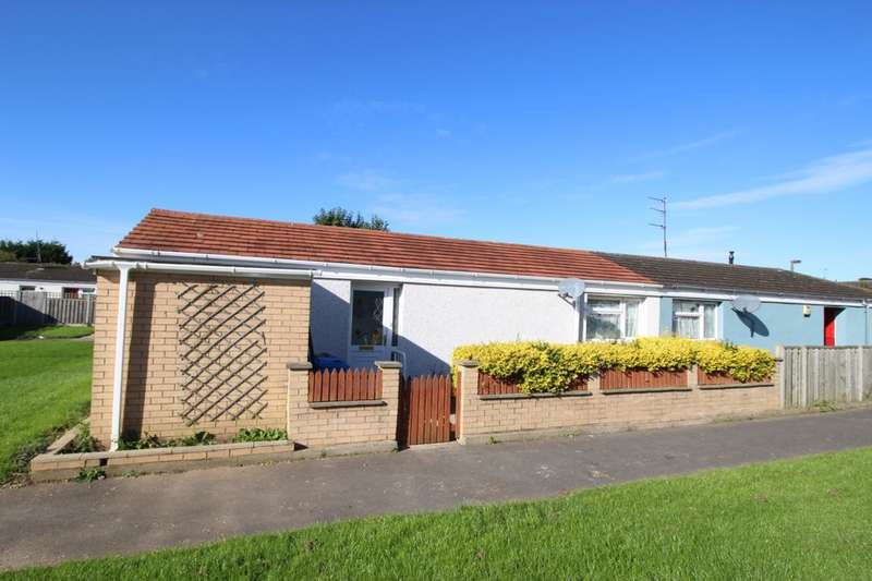 1 Bedroom Bungalow for sale in Rishworth Close, Bransholme, Hull, HU7