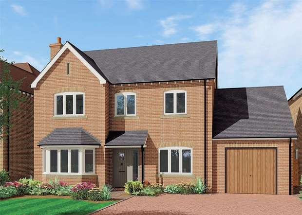 4 Bedrooms Detached House for sale in Yule Meadow, New Road, Weston Turville, Buckinghamshire