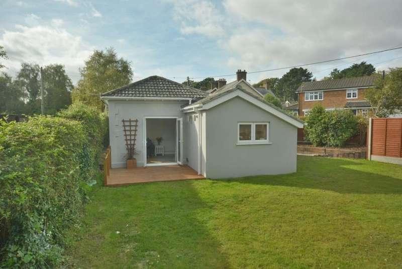 2 Bedrooms Detached Bungalow for sale in WIMBORNE