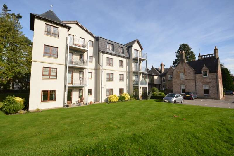 2 Bedrooms Flat for sale in Firhall Drive, Nairn, IV12