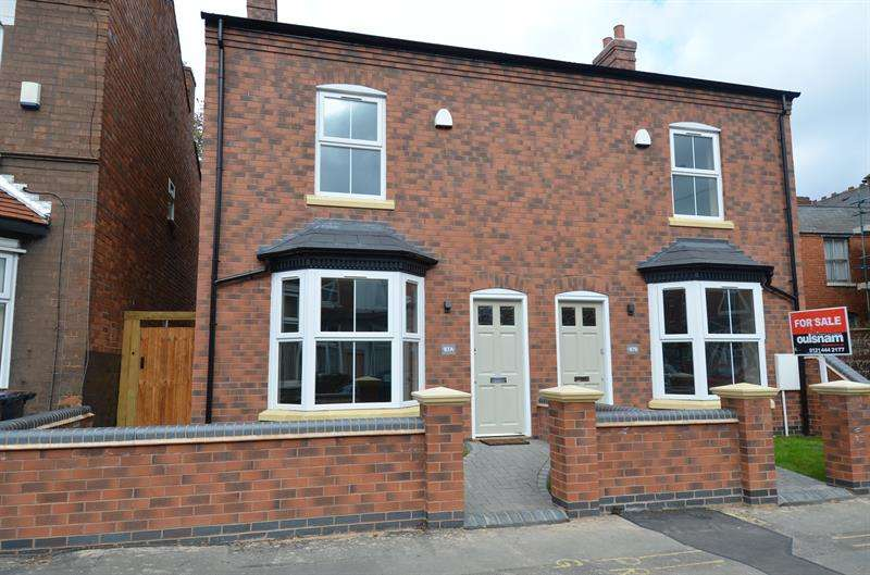 3 Bedrooms Semi Detached House for sale in Addison Road, Kings Heath, Birmingham