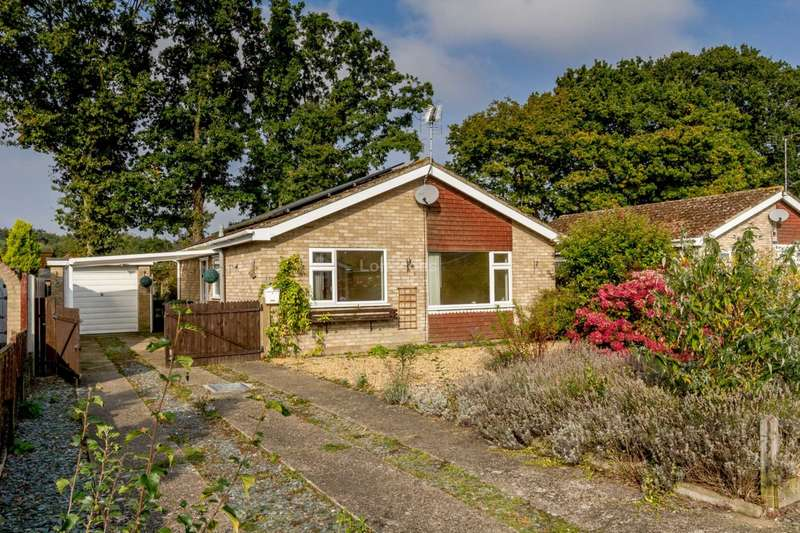 2 Bedrooms Detached Bungalow for sale in Masons Drive, Necton