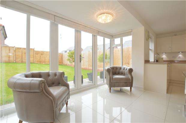 4 Bedrooms Detached House for sale in Bluebell Close, Yate, Bristol, BS37 7DN