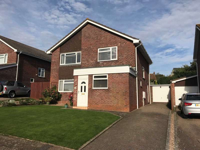 5 Bedrooms Detached House for sale in Bunn Road, Exmouth