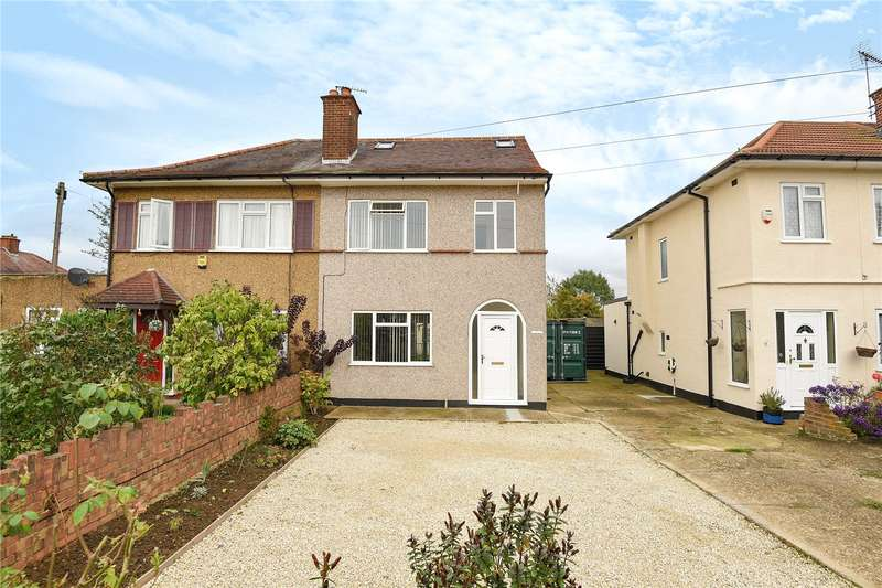 5 Bedrooms Semi Detached House for sale in Adelphi Crescent, Hayes, Middlesex, UB4