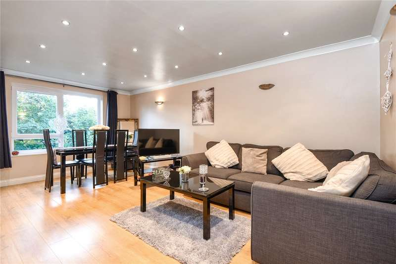 1 Bedroom Maisonette Flat for sale in Burness Close, Uxbridge, Middlesex, UB8