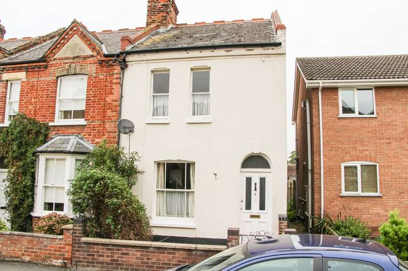 2 Bedrooms End Of Terrace House for sale in Lisburn Road, Newmarket