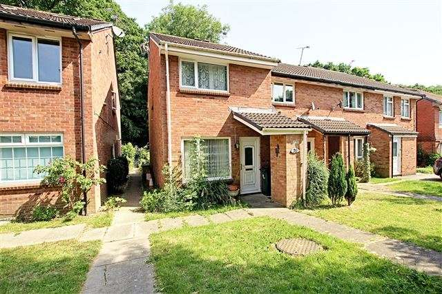 2 Bedrooms End Of Terrace House for sale in Hoylake, Ifield, Crawley