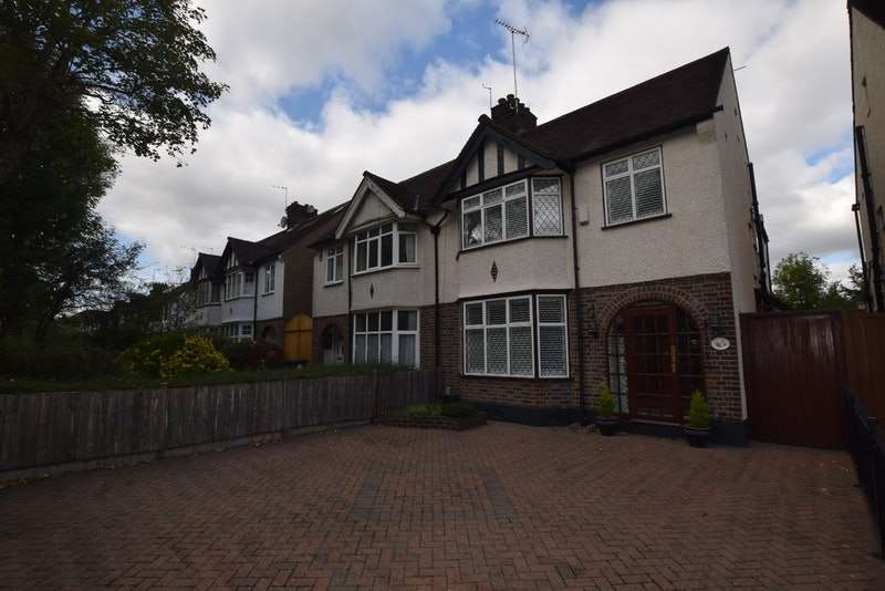 4 Bedrooms Semi Detached House for sale in whithall road, chingford, Middlesex, E4
