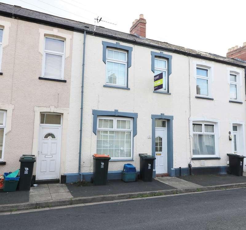 4 Bedrooms Terraced House for sale in Oakley Street, NEWPORT, NP19