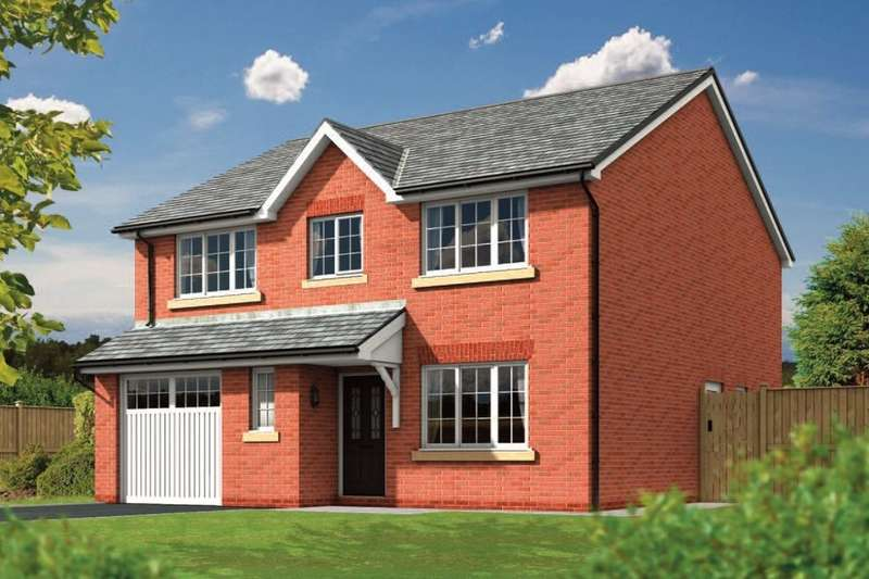 4 Bedrooms Detached House for sale in St.Mary's Gardens Talbot Road, Hyde, SK14